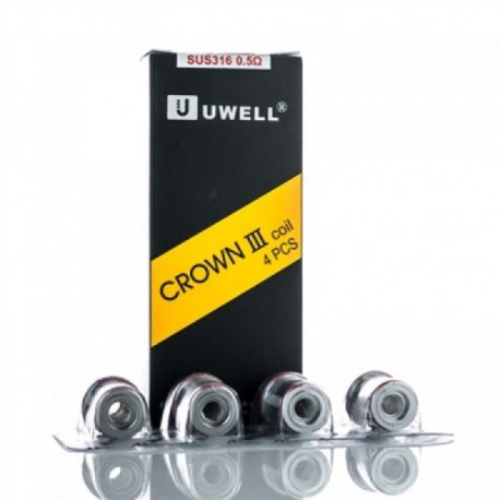 Uwell Crown3 mini sub ohm coils