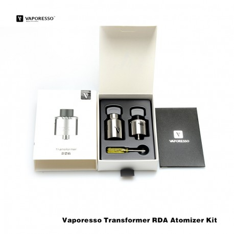 Vaporesso transformer RDA Dripper