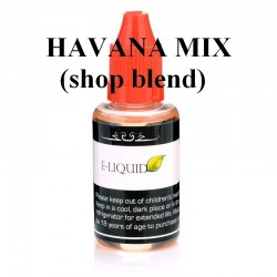 HAVANA MIX (shop blend)