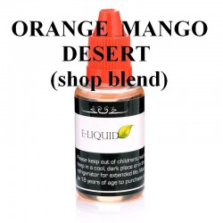 ORANGE AND MANGO DESERT